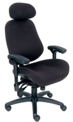 BodyBilt Big and Tall Chair with Neckroll