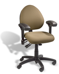 BodyBilt Petite Mid-Back Task Chair