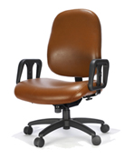 RFM Metro Big & Tall Managers High Back Chair